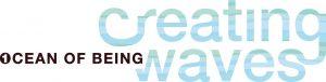 creating waves logo